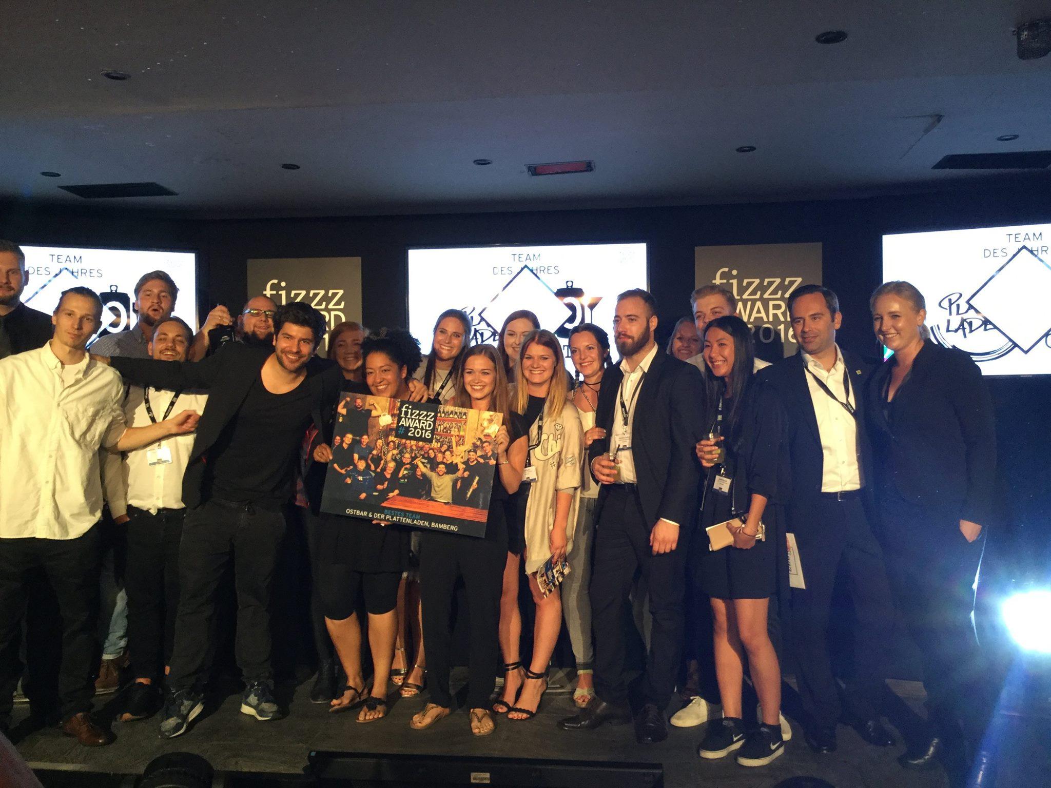 Award für beste gastronomische Teamarbeit in Deutschland